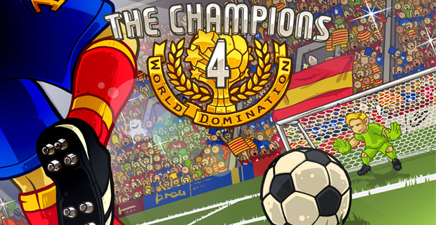 The Champions 4 - World Domination - Play on Armor Games