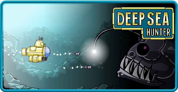 deep sea hunter game