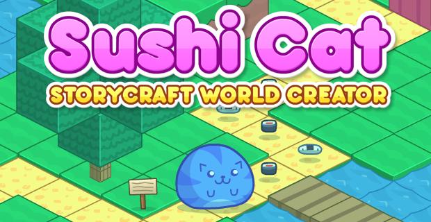 Sushi Cat: StoryCraft World Creator